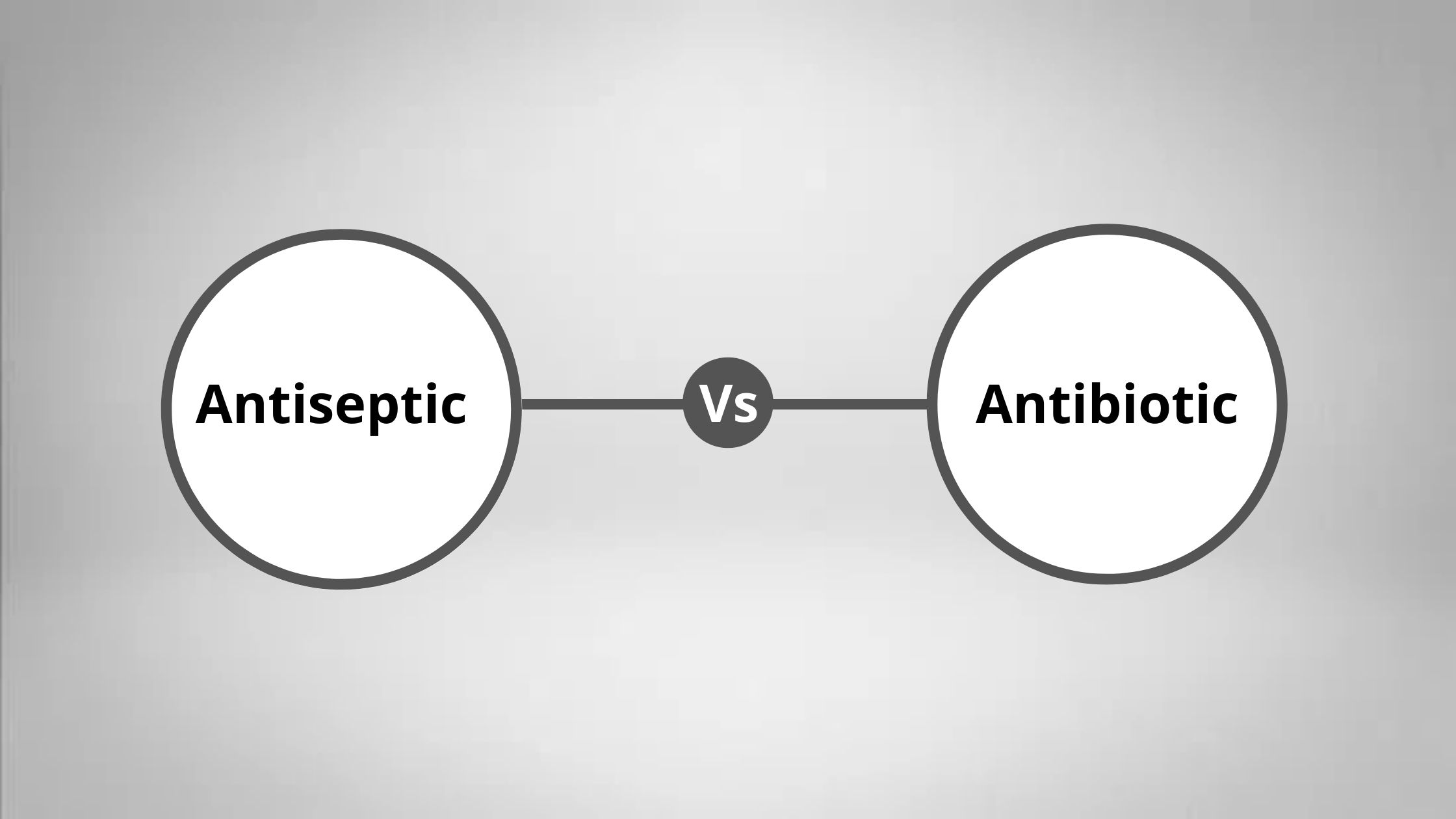 8 Difference Between antiseptic and Antibiotic